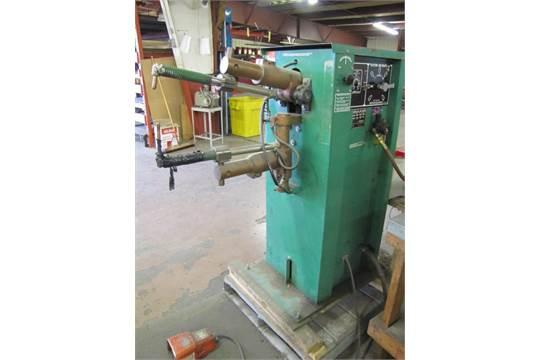 kingsmen machinery company rh kingsmenmachinery com Western Arctronics 30 KVA Spot Welder Parts western arctronics spot welder parts